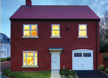 Thumbnail 4 bed detached house for sale in The Stockholm, Resevoir Road, Burton Upon Trent, Staffordshire