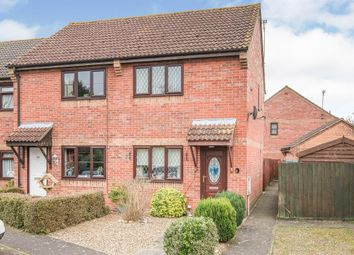 Thumbnail 2 bed end terrace house for sale in St. Benedicts Road, Brandon