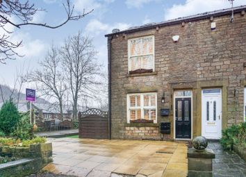 Thumbnail 2 bed end terrace house for sale in Buckley Street, Uppermill Saddleworth