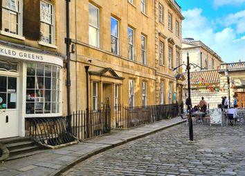 Thumbnail 2 bed flat for sale in Abbey Street, Bath