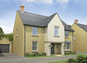 "Thumbnail 4 bed detached house for sale in ""Winstone"" at Tumbler Way, Carterton"