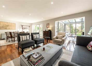 Thumbnail 4 bedroom detached house for sale in Upper Park Road, Belsize Park, London