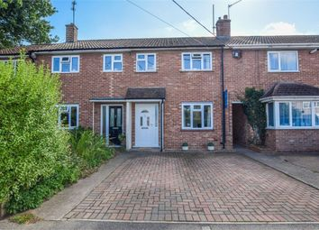 Thumbnail 3 bed terraced house for sale in Holly Road, Stanway, Colchester, Essex