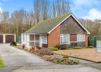 Thumbnail 3 bedroom detached bungalow for sale in Rockingham Road, Lloyds, Corby