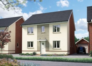 "Thumbnail 4 bed detached house for sale in ""The Buxton"" at Amesbury Road, Longhedge, Salisbury"