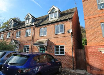 Thumbnail 3 bed town house for sale in Olga Court, Nottingham