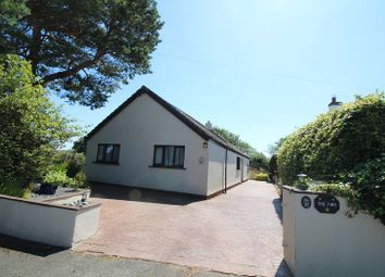 Thumbnail 3 bed detached bungalow for sale in Pill Road, Hook, Haverfordwest, Pembrokeshire.