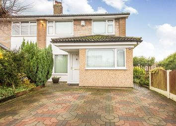 Thumbnail 4 bed semi-detached house for sale in Harris Drive, Hyde