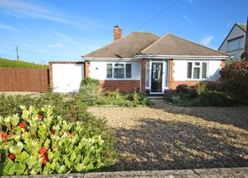 Thumbnail 3 bed detached bungalow for sale in High Ridge Crescent, Ashley, New Milton