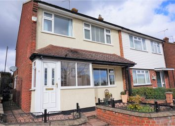 Thumbnail 3 bed semi-detached house for sale in Stonewood, Dartford
