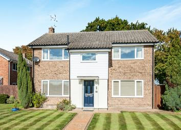 Thumbnail 4 bed detached house for sale in Lockington Road, Stowmarket