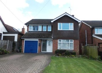 Thumbnail 4 bed detached house for sale in Fairfield Rise, Billericay