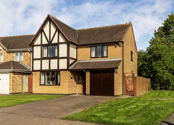 Thumbnail 4 bedroom detached house for sale in Winchester Close, Banbury