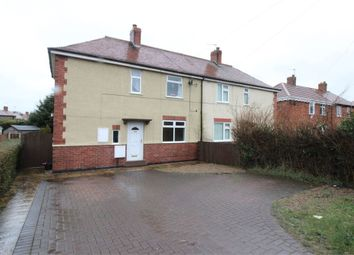 Thumbnail 3 bed semi-detached house to rent in Sheffield Road, South Anston, Sheffield, South Yorkshire