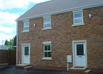 Thumbnail 3 bed semi-detached house for sale in Church Walk, Wellington, Telford