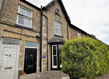 Thumbnail 2 bed terraced house for sale in St. Nicholas Street, Norton, Malton