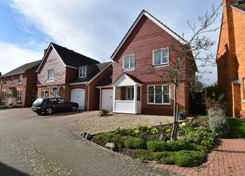 Thumbnail 3 bed detached house for sale in Nightingale Close, Droitwich