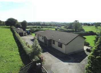 Thumbnail 3 bed detached bungalow for sale in Mount Pleasant, Heol Spencer, Bridgend