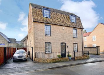 Thumbnail 4 bed detached house for sale in West Street, St. Ives, Cambridgeshire