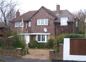 Thumbnail 4 bed detached house to rent in Western Way, Gosport