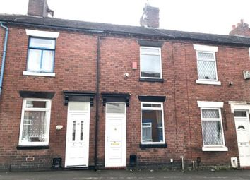 Thumbnail 2 bed terraced house for sale in Lily Street, Wolstanton, Newcastle-Under-Lyme, Staffs