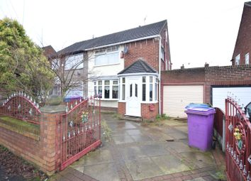 3 bed semi-detached house for sale in Mackets Lane, Woolton, Liverpool L25