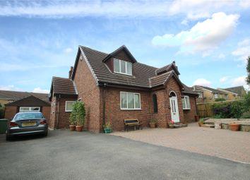 Thumbnail 4 bed bungalow for sale in Lower Northfield Lane, South Kirkby