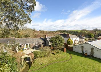 Thumbnail 3 bed detached house for sale in Plus 3x Holiday Lets And Outbuildis, Pillaton, Saltash, Cornwall