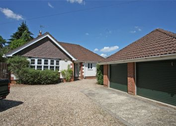 Thumbnail 3 bed detached bungalow for sale in Gold Hill, Lower Bourne, Farnham, Surrey