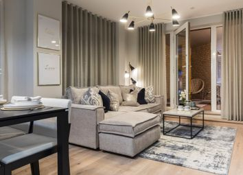 Thumbnail 1 bed flat for sale in Watford Cross, St Albans Road, Watford, Hertfordshire