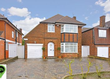 Thumbnail 4 bed detached house for sale in Harrowes Meade, Edgware