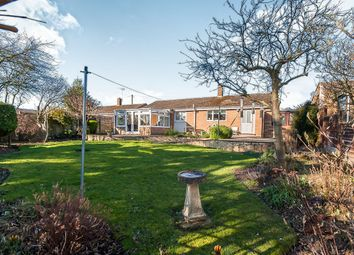 Thumbnail 2 bed detached bungalow for sale in Northwick Road, Ketton, Stamford