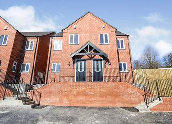 Thumbnail 2 bed semi-detached house for sale in Amber Gardens, Ambergate, Belper