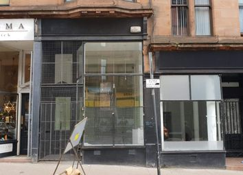 Thumbnail Retail premises to let in 256 High Street, Glasgow