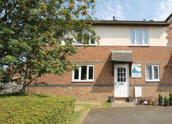 Thumbnail 2 bed terraced house for sale in Mayfly Drive, Hawkinge, Folkestone