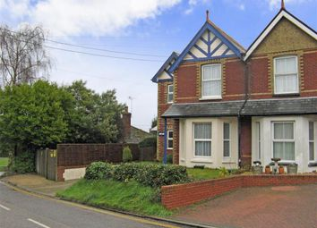 Thumbnail 3 bed semi-detached house for sale in Victoria Road, Freshwater, Isle Of Wight