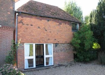 Thumbnail 1 bed detached house to rent in The Bothy, Pearsons Green Road, Brenchley, Kent
