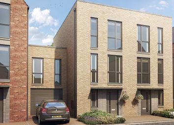 "Thumbnail 4 bed terraced house for sale in ""Halki"" at Hauxton Road, Trumpington, Cambridge"