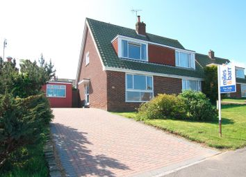 Thumbnail 3 bedroom semi-detached house for sale in Sandpiper Road, Seasalter, Whitstable