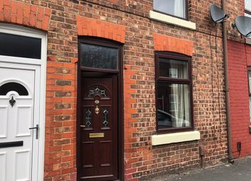 Thumbnail 2 bed terraced house to rent in Brookland Street, Warrington