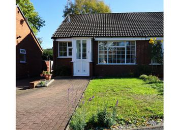 Thumbnail 2 bed bungalow for sale in Hammonds Croft, Hixon, Stafford
