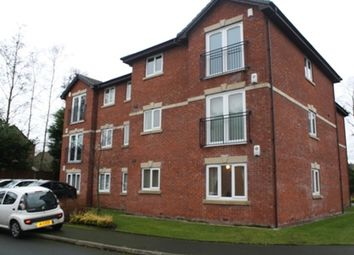 Thumbnail 1 bed flat to rent in Thurlwood Croft, Westhoughton