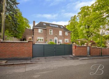 Thumbnail 6 bed detached house for sale in Private Road, Mapperley Park, Nottingham
