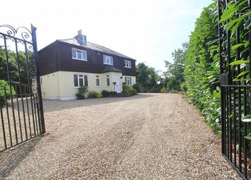 Thumbnail 4 bed detached house for sale in Selling Road, Old Wives Lees, Canterbury, Kent