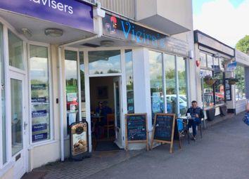 Thumbnail Restaurant/cafe for sale in Yelverton, Devon