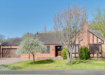 Thumbnail 4 bed detached bungalow for sale in Chesterton Close, Hunt End, Redditch