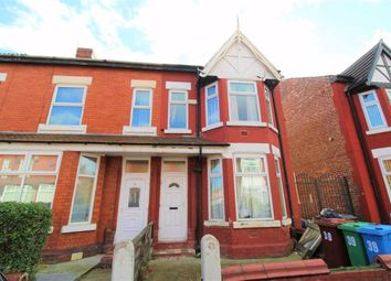 3 bed terraced house for sale in Campbell Road, Longsight, Manchester M13
