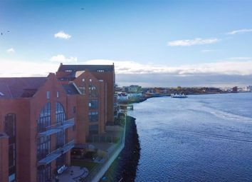 Thumbnail 4 bed flat for sale in Long Row, South Shields