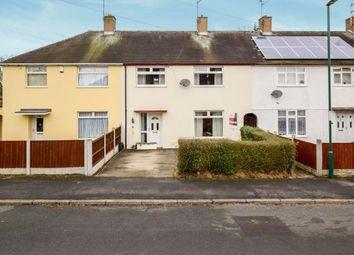 Thumbnail 3 bedroom terraced house for sale in Colley Moor Leys Lane, Clifton, Nottingham, Nottinghamshire