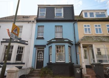 Thumbnail 4 bed terraced house for sale in Milton Street, Brixham